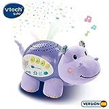 VTech Baby - Popi estrellitas, Proyector de bebe con música relajante para ayudarle a dormir,...