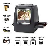 DIGITNOW! 22MP Escáner de Negativos y Diapositivas, Convertidor Digital con 2,4' LCD para 35...