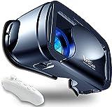Gafas VR,Compatible con Phone y Android Phone,VR Gafas de Realidad Virtual - Disfruta de los...