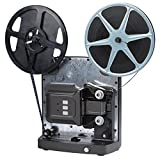 Reflecta Super 8 Scanner - Escáner (5,79 x 4,01 mm, 1920 x 1080 dpi, 24 bit, Film/Slide,...