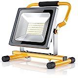 Brandson - 30W LED Proyector de construcción para exteriores - Luz Foco de trabajo - Work Lamp...