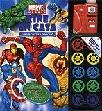 Heroes de cine / Marvel Heroes Movie Theater Storybook: Libro de cuentos y proyector / Story...