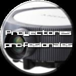 proyector de cine profesional