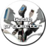 cable proyector