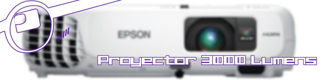 Compra projector led 3000 lumens