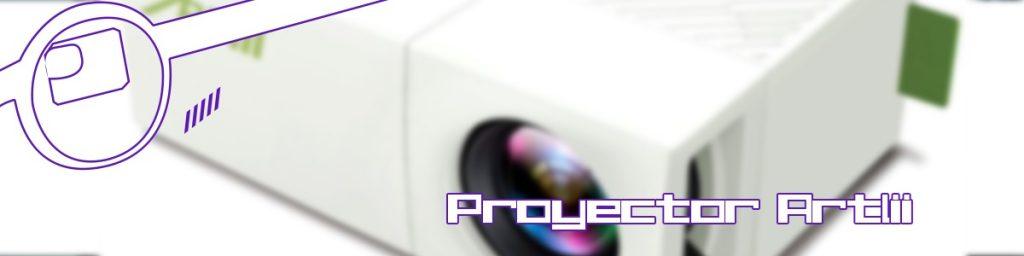 miniproyector artlii