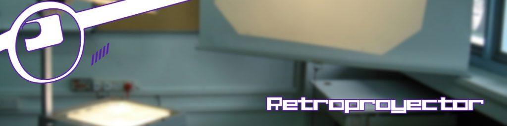 Retroproyector o proyector