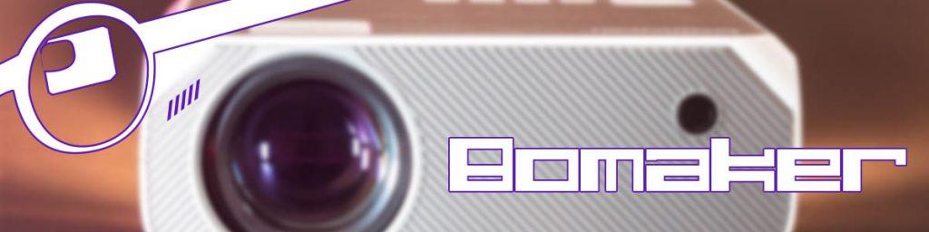 proyector bomaker 3600 lúmenes